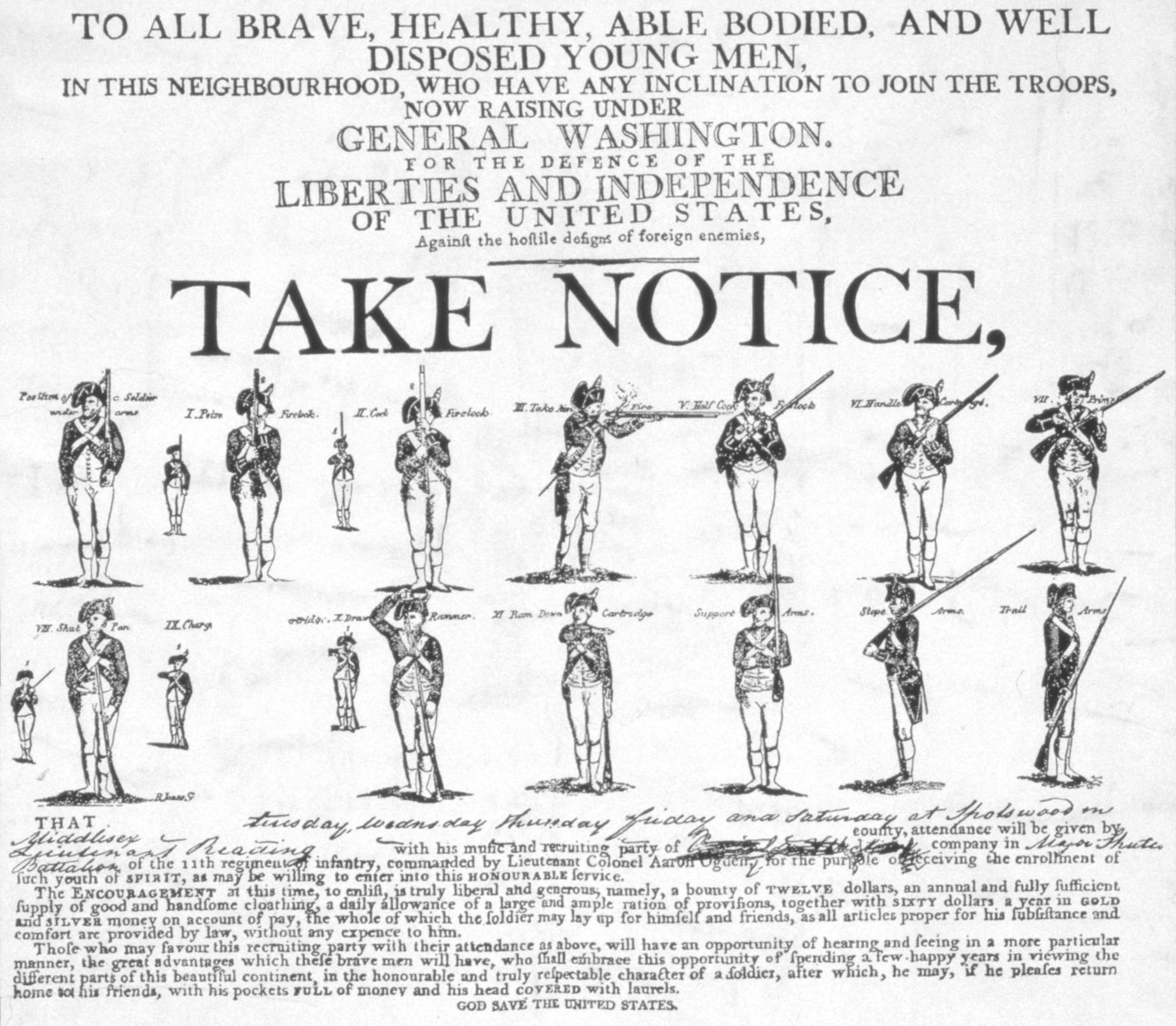 the citizen ier moral risk and the modern military a recruitment poster seeks continental army iers to serve under general george washington during the american revolution library of congress